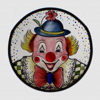 Clown rund ca.33cm