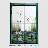 Fenster-Seerose
