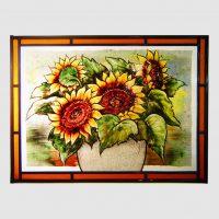 Sonnenblumen quer ca.30 x 45 cm