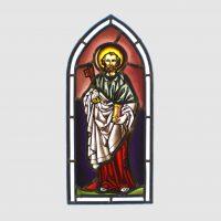 Spitzbogen St.Petrus ca.19x41cm