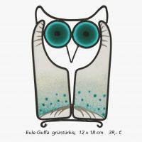 Guffa grüntürkis