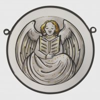 Engel rund Singend Ø14 cm 26,50 €