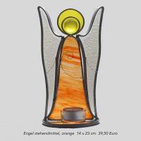 Engel steh.mittel orange 14 x 23 cm 39,50€