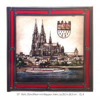 Köln kl. Dom m.Rhein