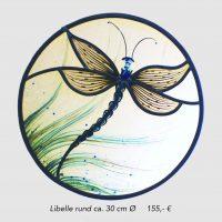 Libelle rund