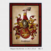 Wappen Buchbinder
