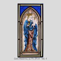 Gotik-Madonna